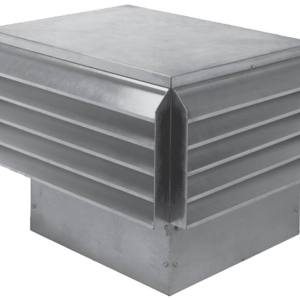 LC: Low Contour Power Roof Ventilators