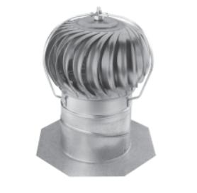 GRV Series - Gravity Ventilator