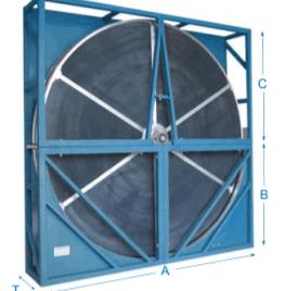 Thermowheel TF Series