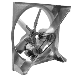 S&P LCS Sidewall Propeller Supply Fans - 3 PHASE