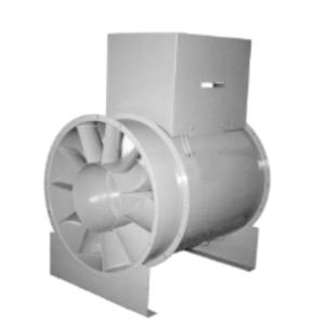 VXD Series Vaneaxial Fan