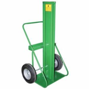 """339-402-16FW 400 Series rt, For 9.5""""-12.5"""" dia. Cylinders, Firewall, 10"""" Pneumatic Wheels"""