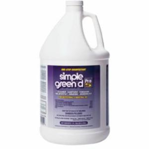 676-3410000430501 d Pro 5 One-ep Disinfectant, 1 gal Bottle, Unscented