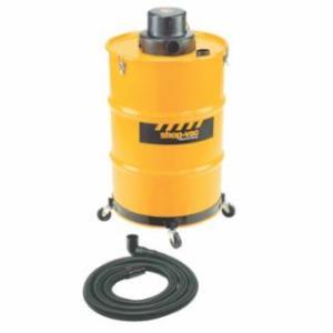 677-970-05-10 Hvy-Duty Wet/Dry Vacuums, 55 gal, 3 hp