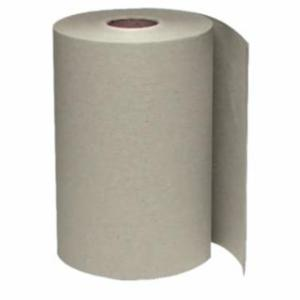 859-1290 Non-Perforated Hardwound Roll Towels, White