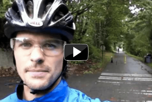 CrossFit Endurance & Seattle Biking in the Rain