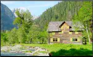 4 6 1 Enchanted Valley Chalet