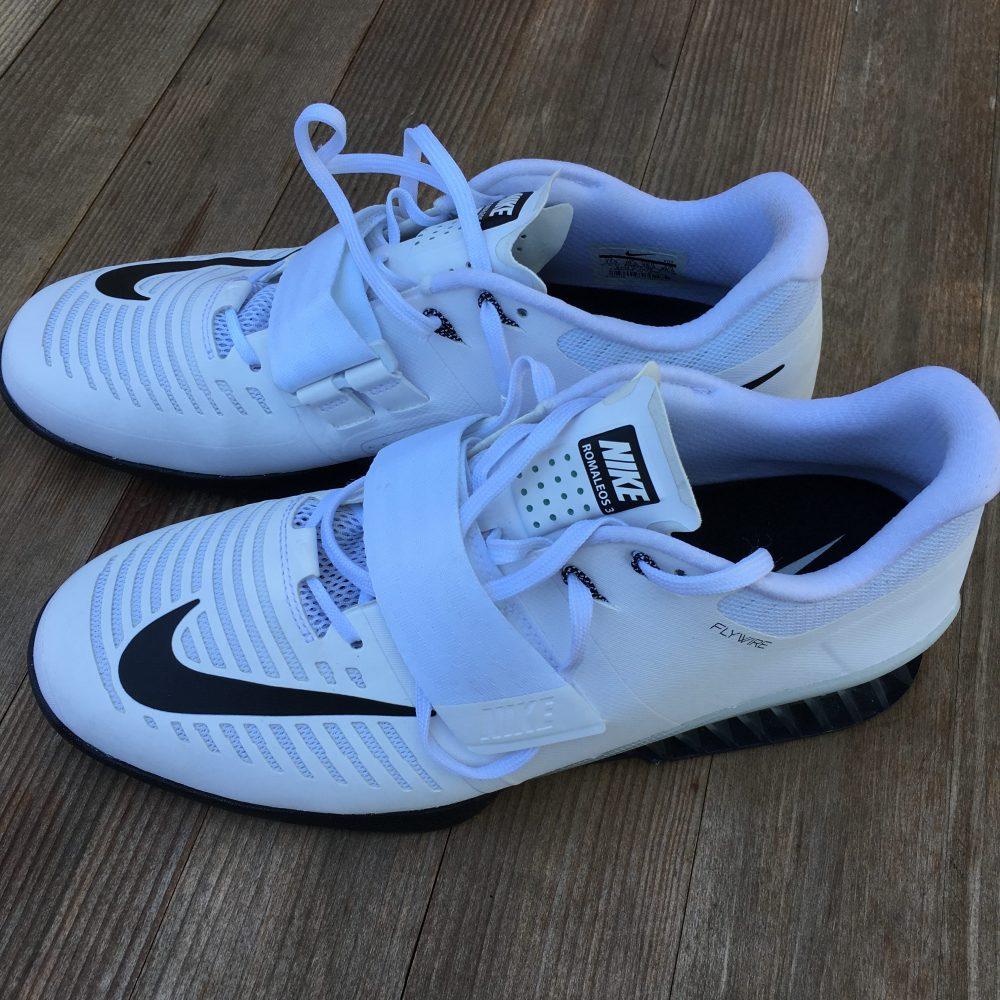 Nike Romaleos 3 shoe review