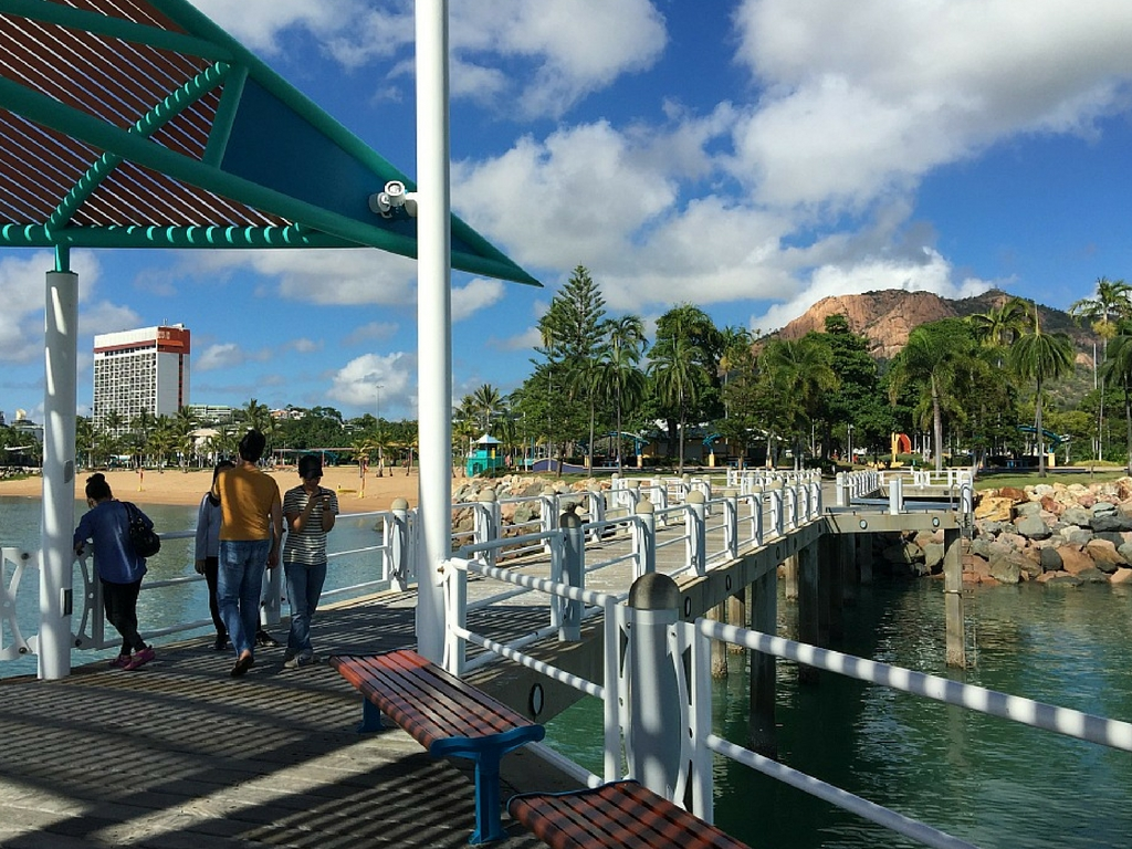 Home Towns - Townsville