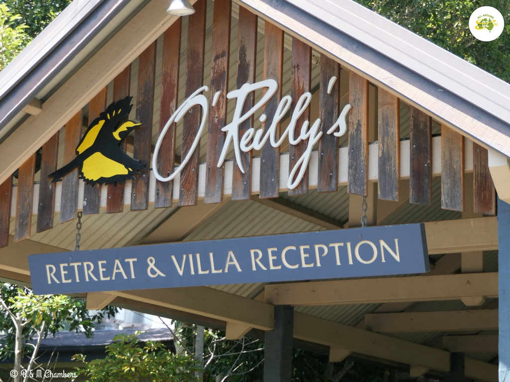 O'Reilly's Rainforest Retreat and Villas