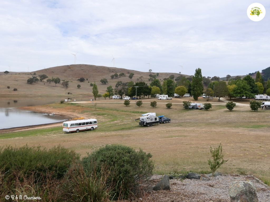 Historic Village Carcoar - Carcoar Dam Free Camp