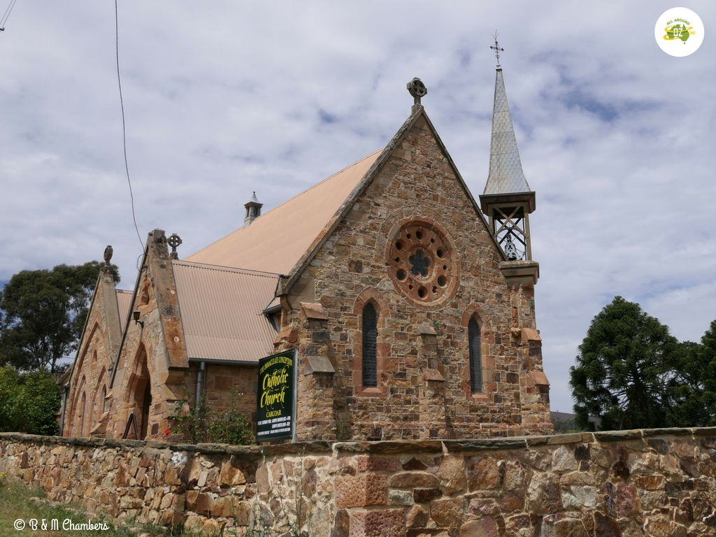 Historic Village Carcoar - Church of the Immaculate Conception
