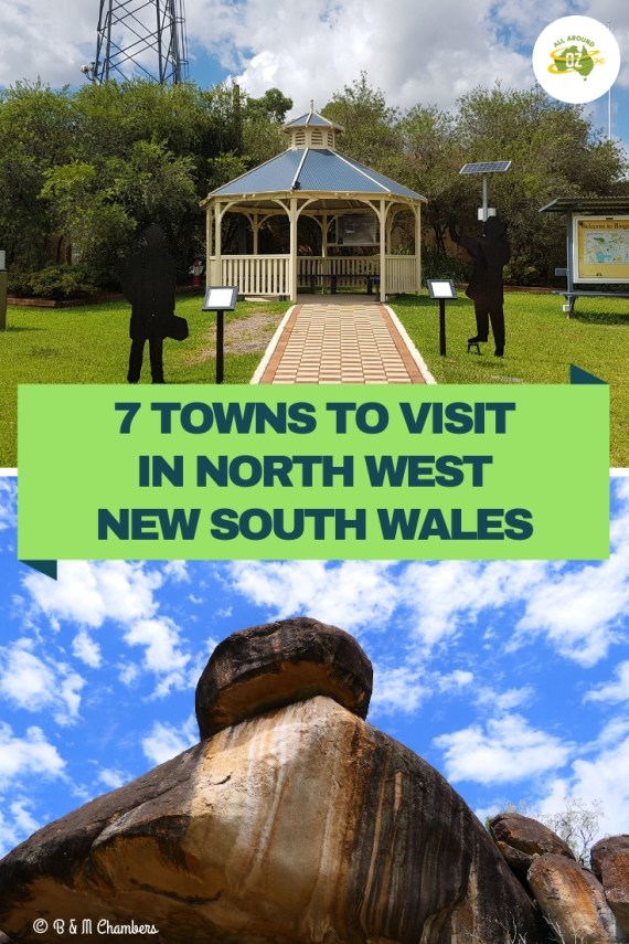7 Towns to Visit in North West NSW