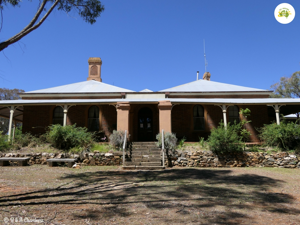 The Historic Villages of Sofala and Hill End - Hill End Hospital