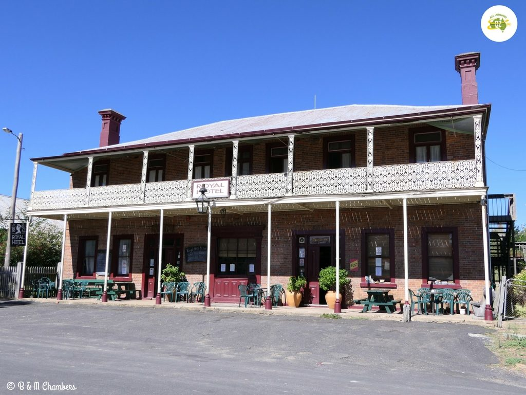 The Historic Villages of Sofala and Hill End - Royal Hotel, Hill End