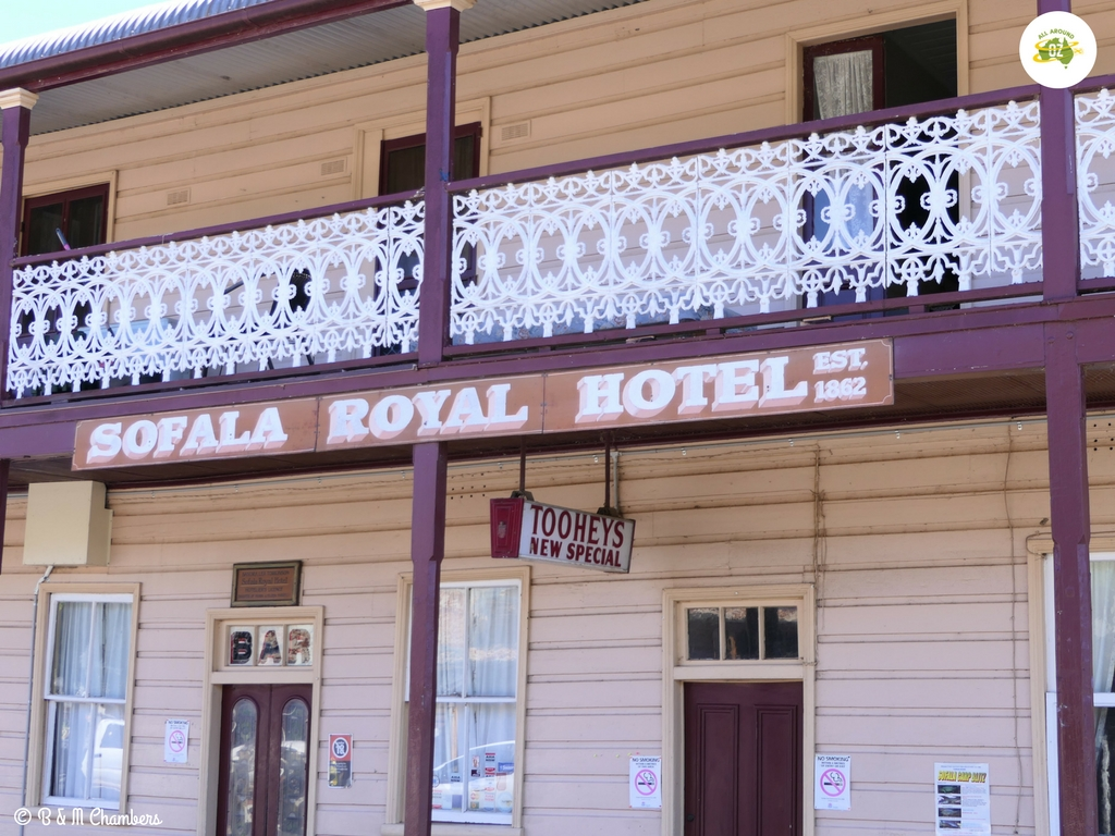 The Historic Villages of Sofala and Hill End - Royal Hotel Sofala