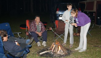 What is Good Caravan Park and Camp Ground Etiquette?