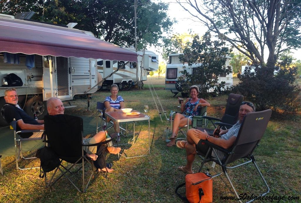 What is Good Caravan Park and Camp Ground Etiquette