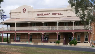 Kandos Rylstone and Gulgong - Railway Hotel Kandos