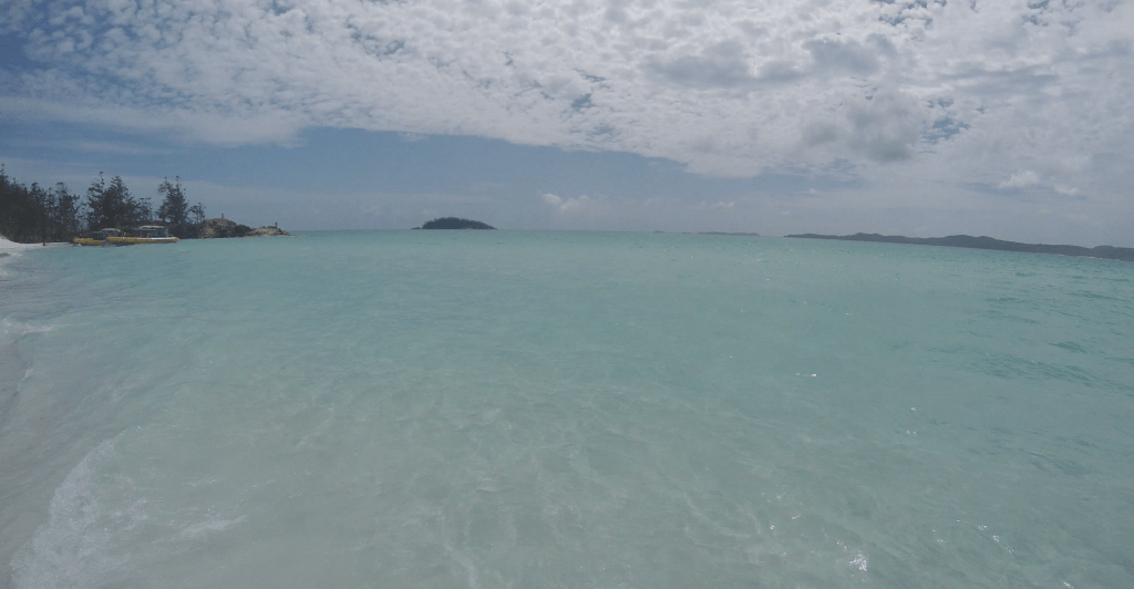 A Snorkeling Day Trip _ Whitehaven Beach
