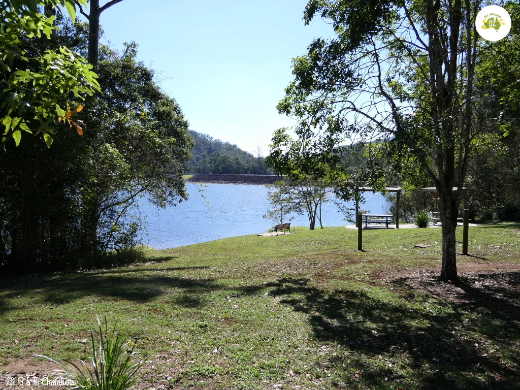 A Day Trip to Maleny - Baroon Pocket Dam