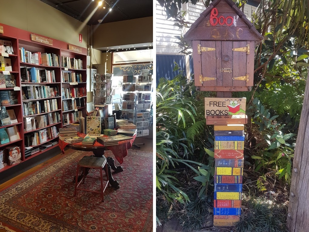 A Day Trip to Maleny - Books