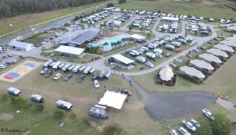 Rivershore Resort - Drone Pic