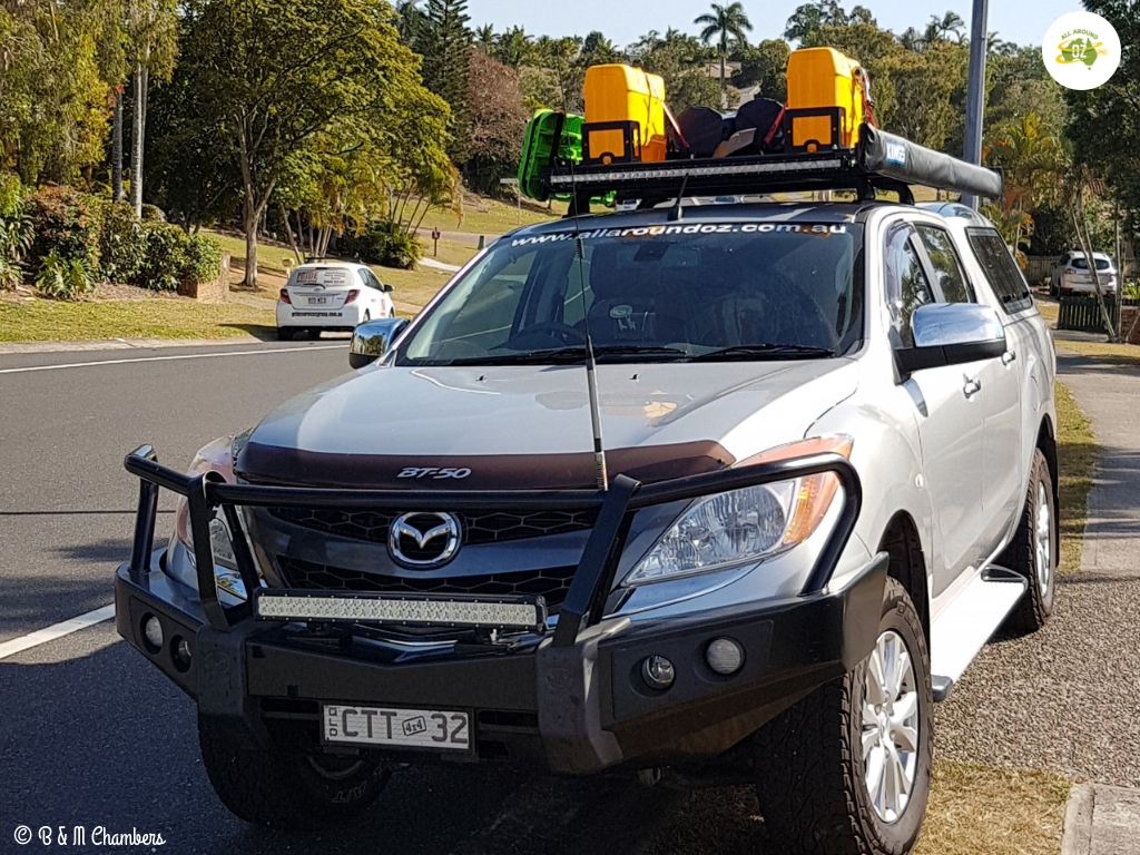 What to Check Before Towing a Caravan - The Tow Vehicle