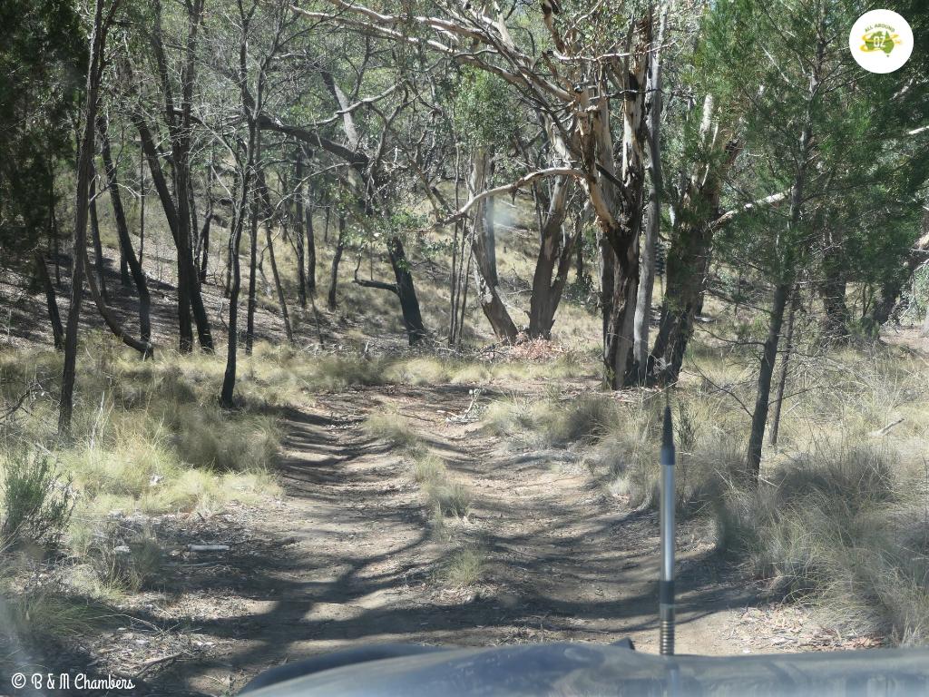 Travel Australia in a Caravan - Adventurous