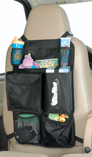 Christmas Gift Ideas for Caravanners - Car seat organiser