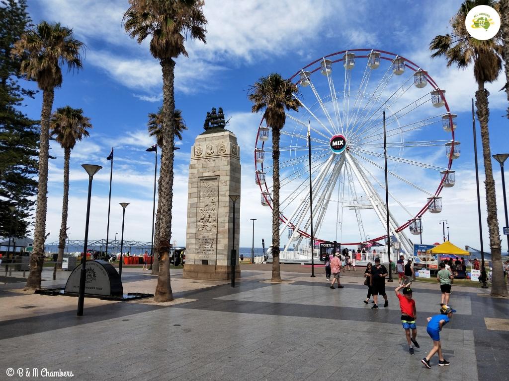 Adelaide in Two Days - Glenelg Beach