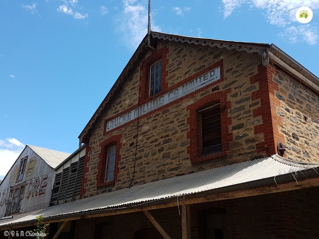Exploring the Barossa Valley - Laucke Milling Angaston