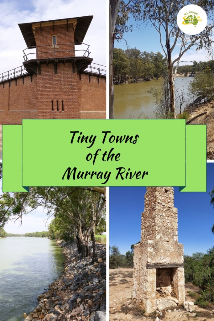 Tiny Towns of the Murray River