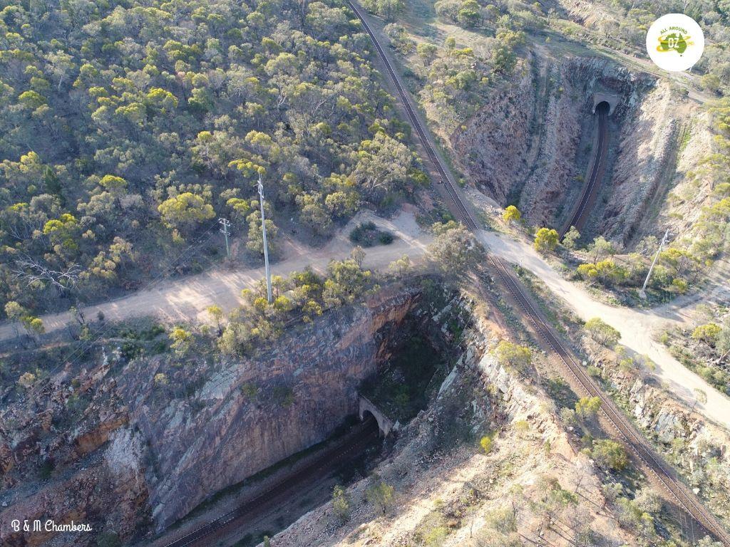 Bethungra Rail Spiral