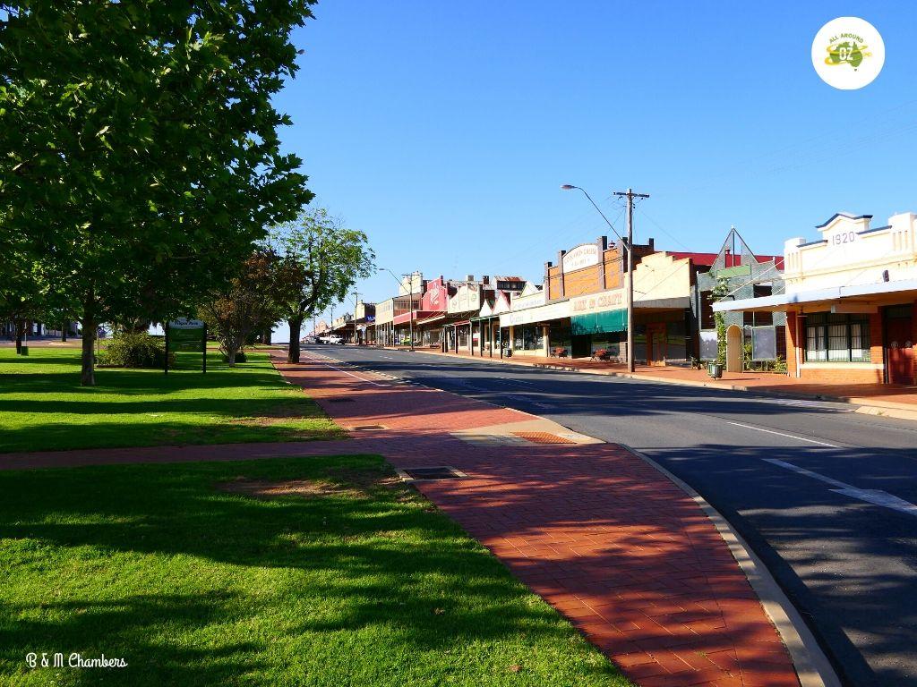 Coolamon Main Street
