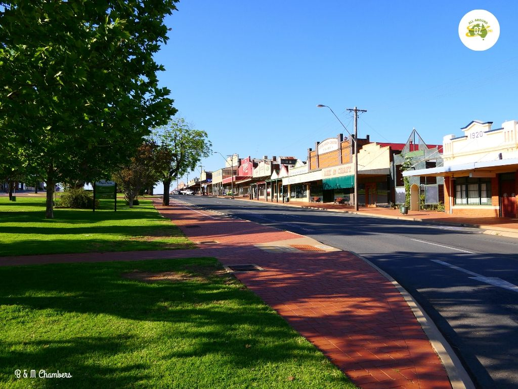 Coolamon Main Street