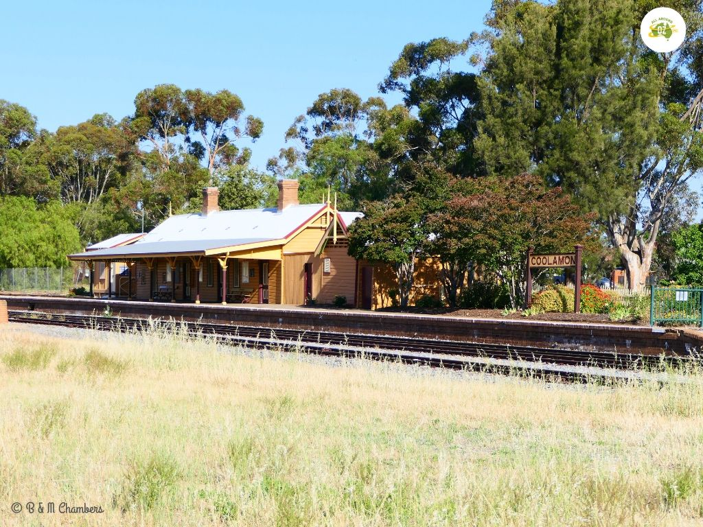 Coolamon Railway Station