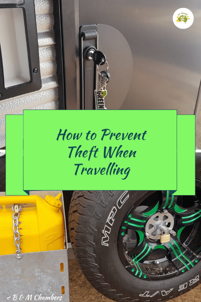 How to Prevent Theft When Travelling