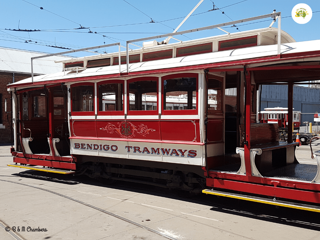 Take a ride on Bendigo's Talking Tram