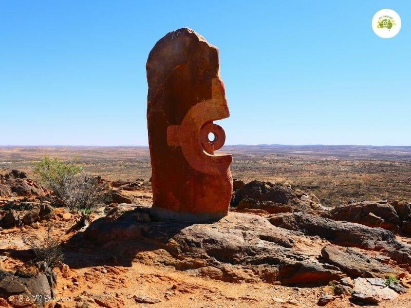 The Sculptures - Broken Hill