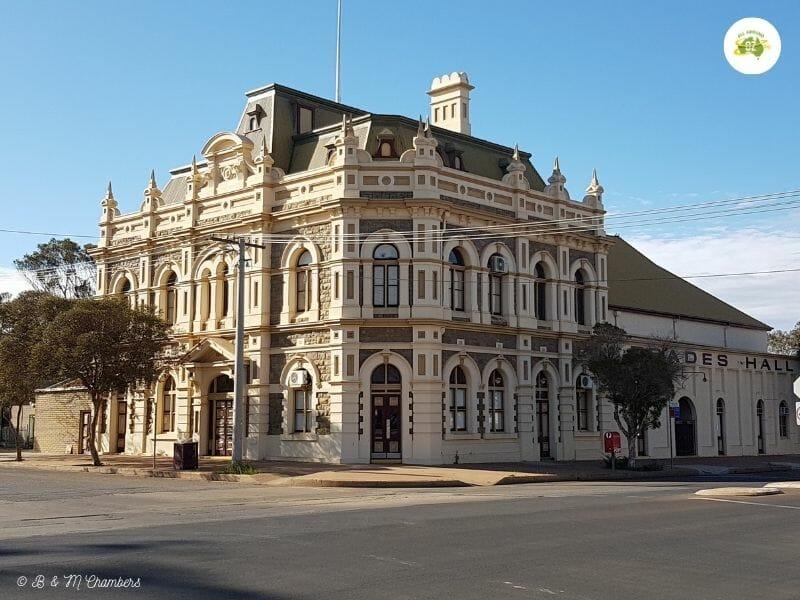 Trades Hall Broken Hill