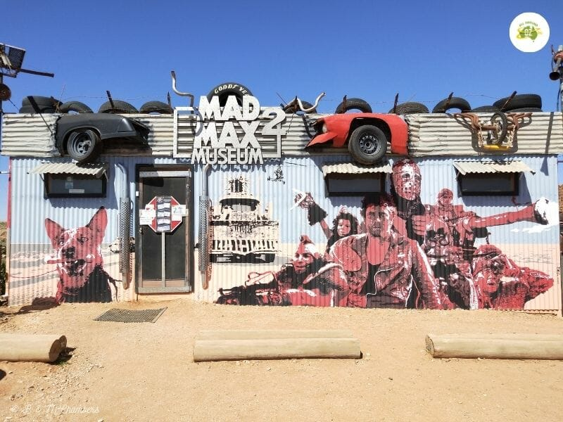 Mad Max II Museum - The Historic Village of Silverton NSW