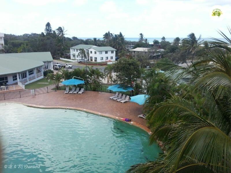 Fraser Island - Eurong Beach Resort