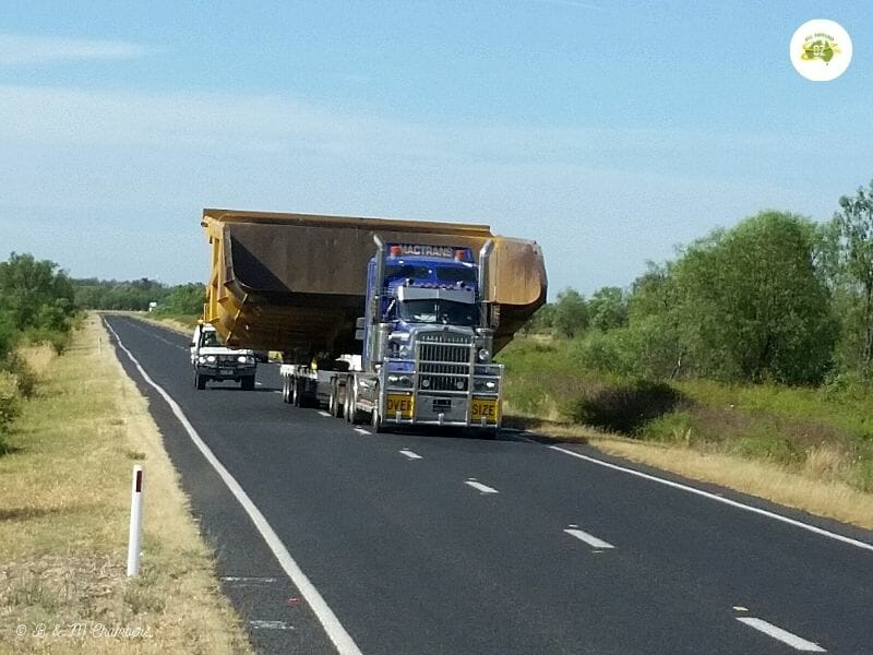Wide Load Safety When Travelling