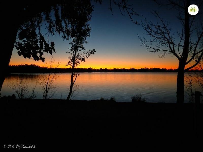 Things to do in Menindee - Lake Sunset