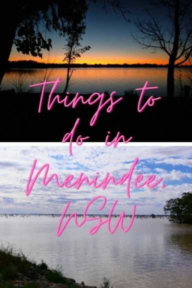 Things to do in Menindee, NSW