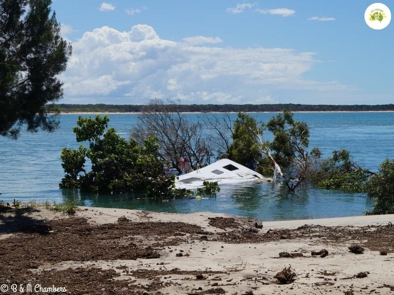 Camping Safety - Inskip Point Sinkhole