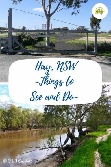 Hay NSW - Things to See and Do