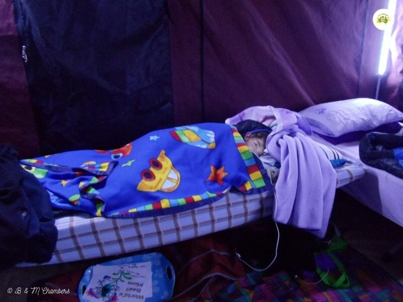 Camping in Cold Weather