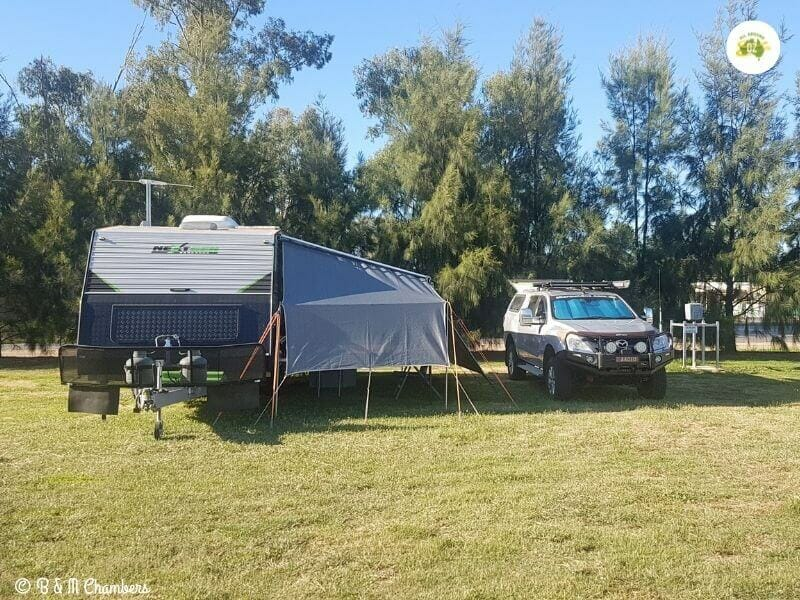 Expense Report May 2021 - Cowra Showground Camping